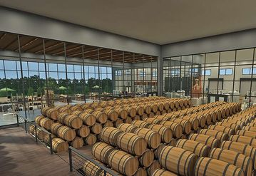 Whiskey Storage Cellar - Brewery Beverage Industry Consulting and Service Specialist